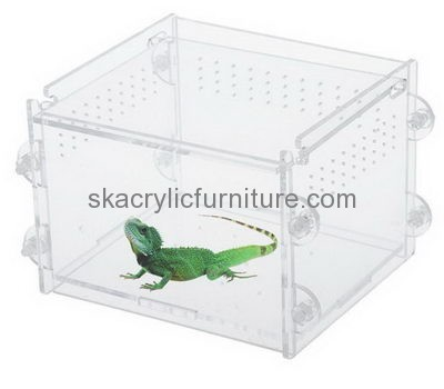 Custom acrylic hamster reptile cages bird cages for sale AB-021