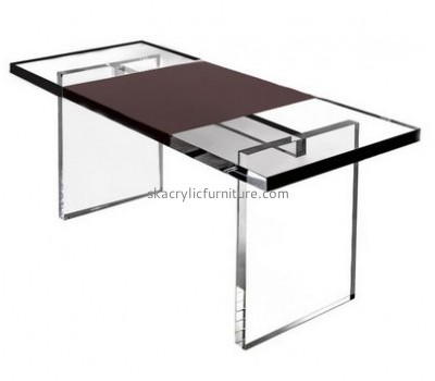 Hot selling acrylic office table acrylic table office furniture from china AT-080