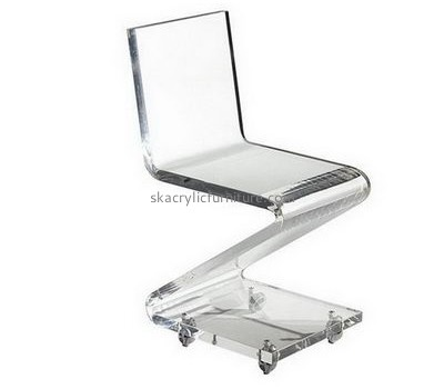 Hot selling acrylic chair cheap acrylic chair furniture modern AC-002