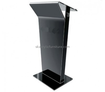 Wholesale acrylic model podium acrylic lectern lucite furniture AP-006