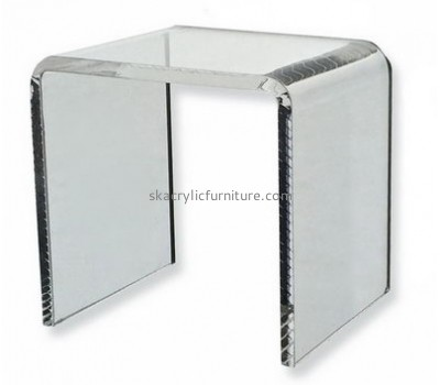 Hot selling acrylic coffee tables perspex table side table  AT-095