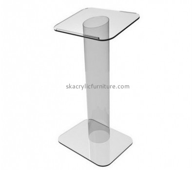 Custom acrylic podiums and lecterns teacher podium pulpit lectern AP-095