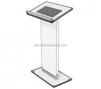 Custom acrylic pulpit furniture lectern for church cheap podiums for sale AP-108