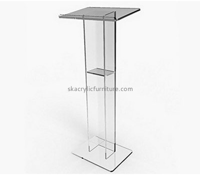 Custom acrylic podiums & lecterns lectern furniture podiums and lecterns for sale AP-116