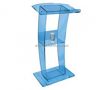 Custom acyrlic pulpit podium designs table top lectern pulpit podiums for sale AP-127