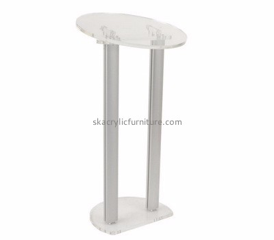 Factory custom acrylic podium pulpit church lecterns and podiums church furniture AP-139