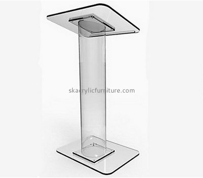 Customized acrylic church lectern acrylic lecture podium church lecterns for sale AP-179