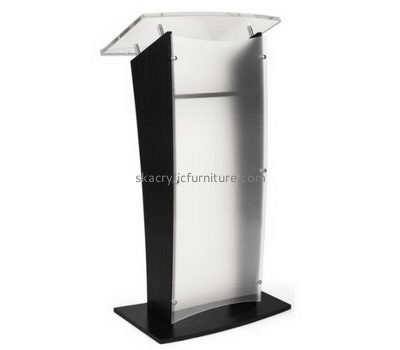 Custom acrylic pulpit presentation lectern furniture for church for sale AP-238