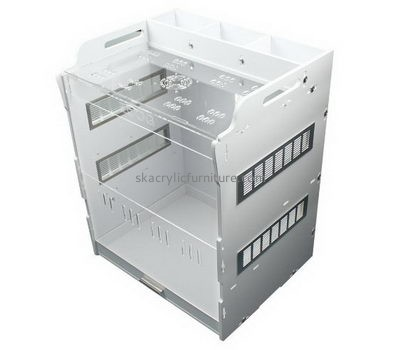 Custom acrylic reptile cage chinchilla pet cages AB-023