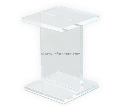 Furniture factory custom clear acrylic lecture podium pulpits for sale AP-301