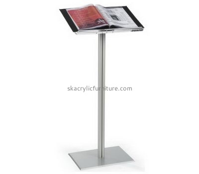 Acrylic furniture manufacturers customize cheap lucite acrylic lecterns and podiums furniture AP-354