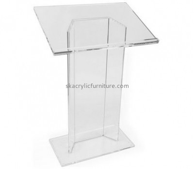 Furniture factory customize luxurious modern furniture podium sale AP-358