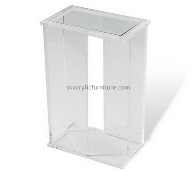 Acrylic furniture manufacturers customize lucite church pulpit furniture AP-399