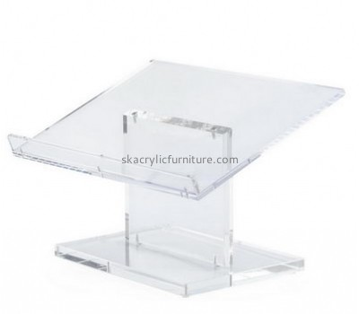Acrylic furniture manufacturers custom design lucite desktop lecterns furniture AP-407