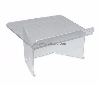 Wholesale furniture supplier customize acrylic pulpit tables furniture AP-475