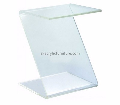 Furnitures manufacturers customize lucite acrylic modern podium design furniture AP-476