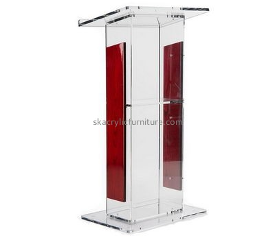 Furniture manufacturers customized acrylic lecturns AP-782