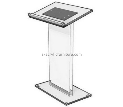 Furniture suppliers custom plastic fabrication modern podiums and lecterns AP-1105