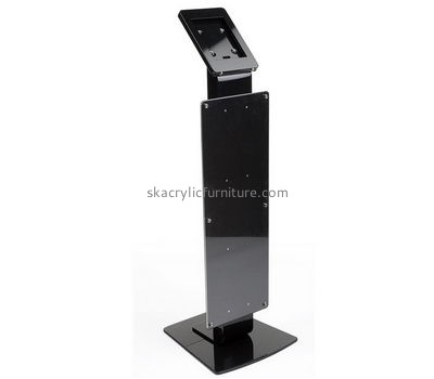 Quality furniture manufacturers custom lucite black pulpit AP-1142