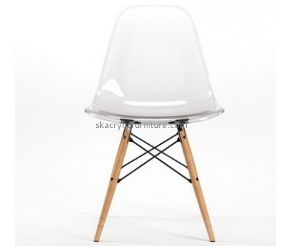Best furniture manufacturers custom clear acrylic chair AC-011