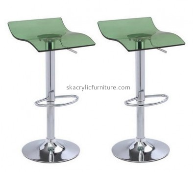 Acrylic furniture manufacturers custom plexiglass transparent chair AC-012