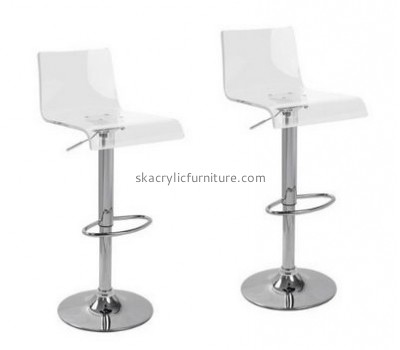 Perspex furniture suppliers custom clear plastic chair AC-013