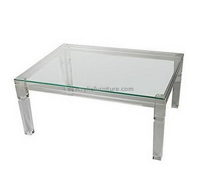 Bespoke acrylic cheap modern coffee tables AT-280