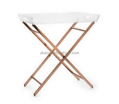 Customize acrylic tray table AT-328