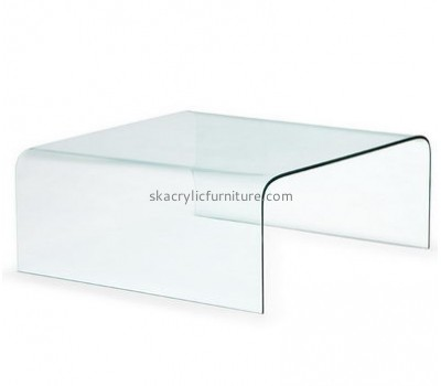 Customize acrylic small modern coffee table AT-344