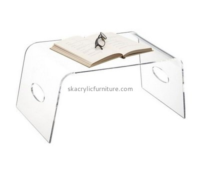 Customize clear acrylic coffee table AT-342