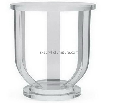 Customize acrylic round coffee table AT-397
