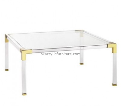 Customize acrylic coffee table modern AT-408