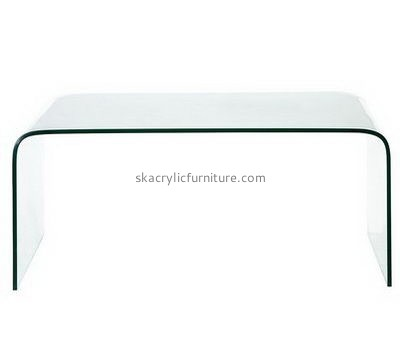 Customize lucite new modern coffee table AT-412