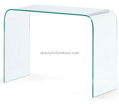 Customize acrylic long end table AT-432