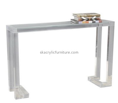 Customize acrylic high side table AT-435
