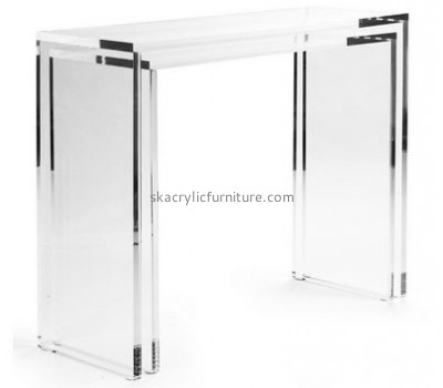 Customize acrylic dining room side table AT-436