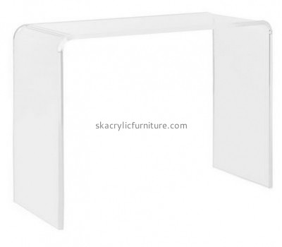 Customize acrylic small narrow side table AT-442