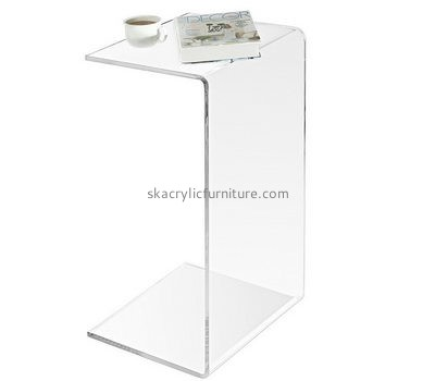 Customize acrylic sofa side table designs AT-447