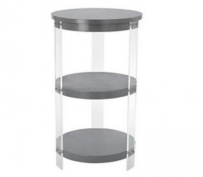 Customize lucite side table designs for living room AT-454