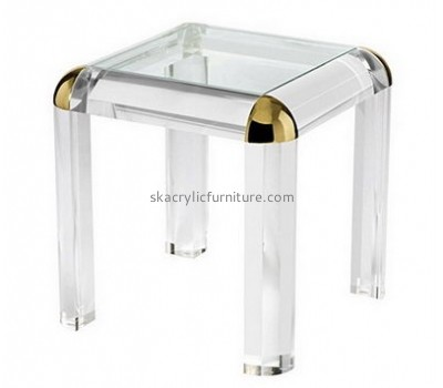 Customize acrylic clear counter stools AT-460