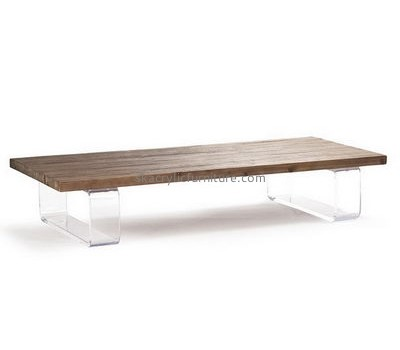 Customize acrylic low coffee table AT-476