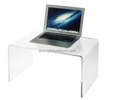 Customize acrylic laptop table for bed AT-494