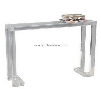 Customize acrylic narrow side table AT-532