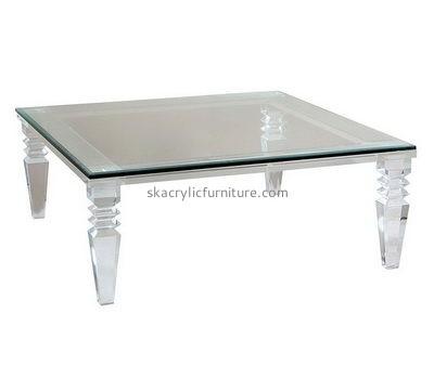 Customize plexiglass coffee table AT-542