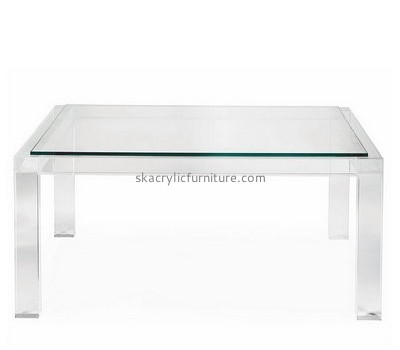 Customize plexiglass cheap coffee tables AT-550