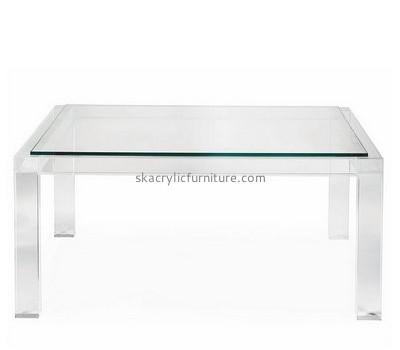 Customize plexiglass cheap coffee tables AT-550