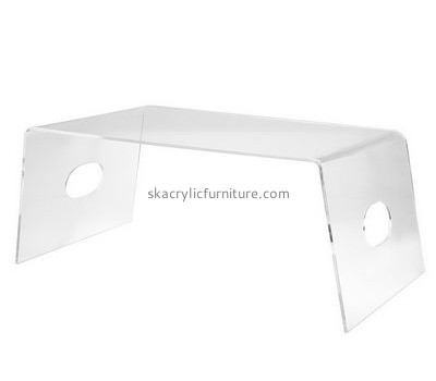 Customize lucite side table AT-551