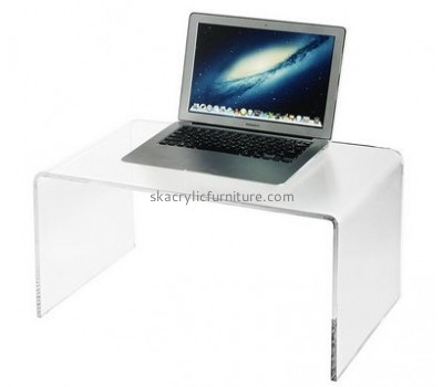 Customize acrylic laptop side table AT-603