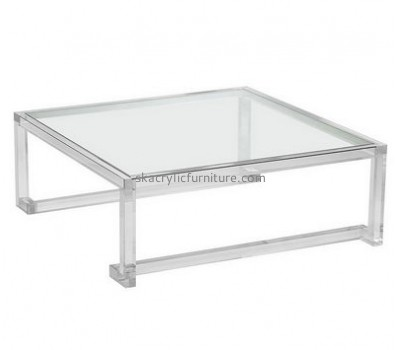 Customize lucite large coffee table AT-608