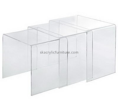 Customize perspex coffee table sets AT-628